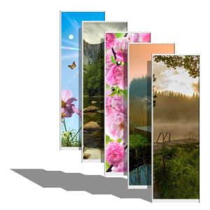 Наполнение - фотопечать на стекле