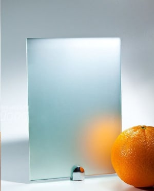 Зеркало матовое серебро