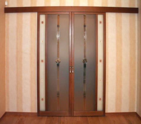 Изготовление и установка дверей купе(шкафы купе)