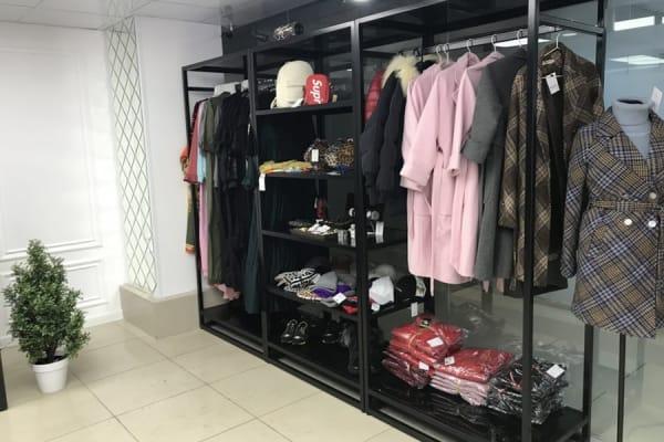 Мебель для магазинов ОБУВИ