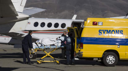 Emergencies at 35,000 Feet: Is There a Medical Provider on Board?