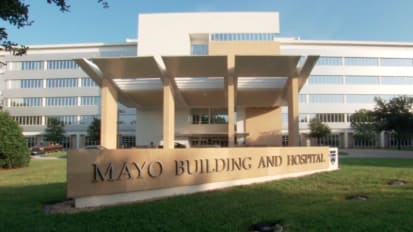 Mayo Clinic Comprehensive Pain Rehabilitation Center in Jacksonville, Florida