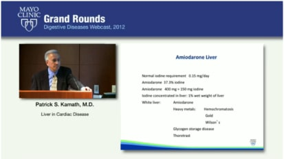 Grand Rounds: The Liver in Heart Disease