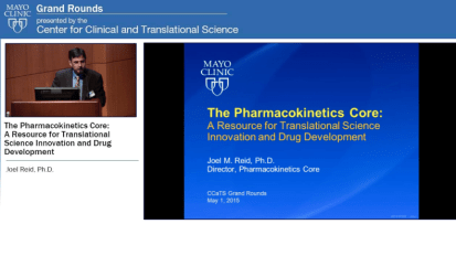 The Pharmacokinetics Core: A resource for translational science innovation and drug development