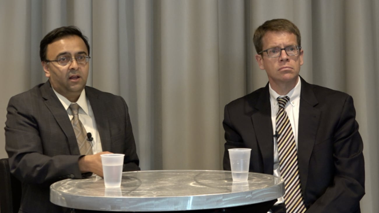Multidisciplinary Management of Inflammatory Pancreatic Fluid Collections, by Janak Shah, MD, and Charles Conway, MD