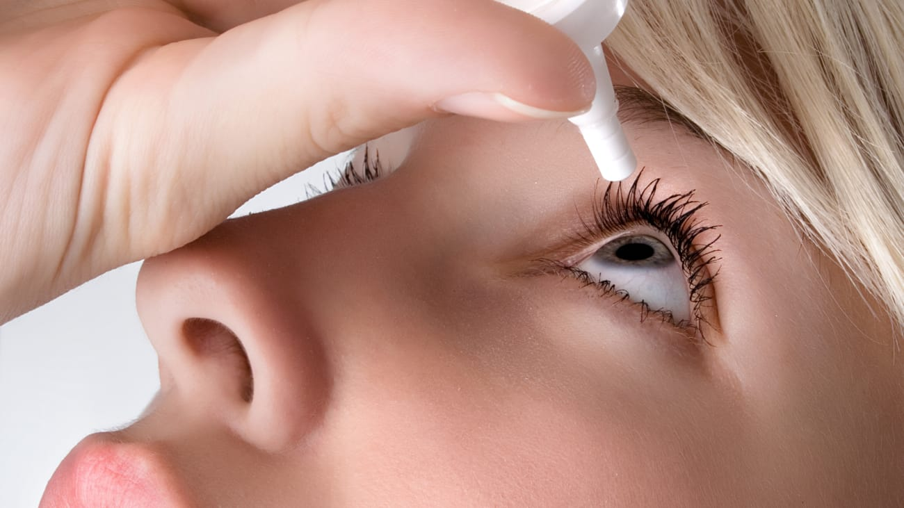 #TomorrowsDiscoveries: How to Eliminate Eye Drops | Dr. Peter McDonnell
