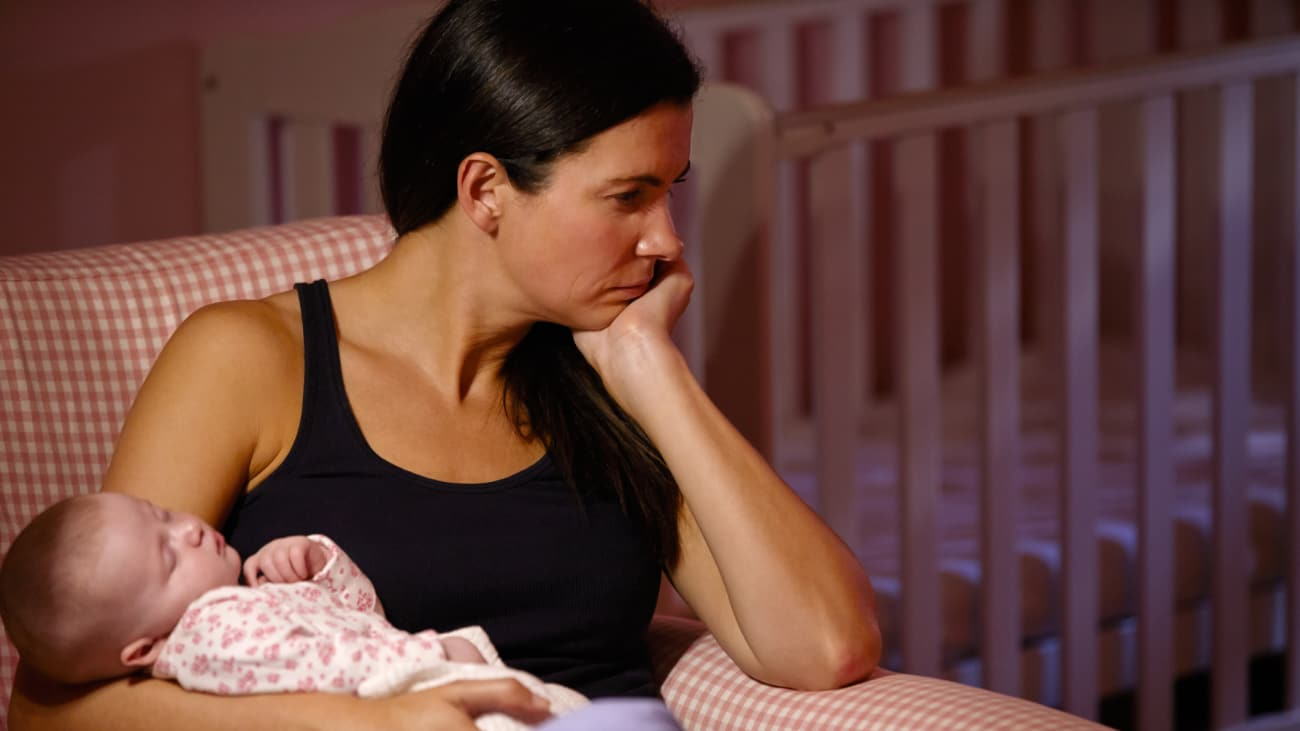 Managing Perinatal Mood Disorders