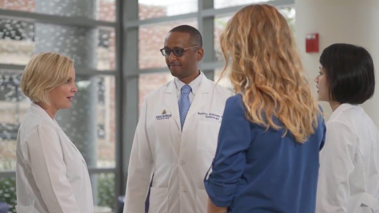 Johns Hopkins Radiology Residency   PEOPLE