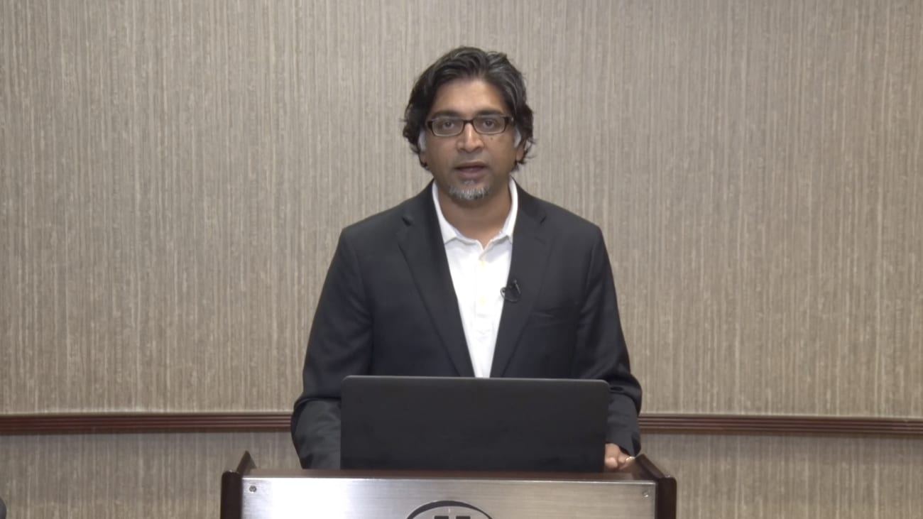 The Evolving Role of the SpyGlass DS System in the Pre-operative Management of Hepatico-Pancreaticobiliary Cancer by Sandeep Patel, M.D., San Antonio, TX, U.S.A.