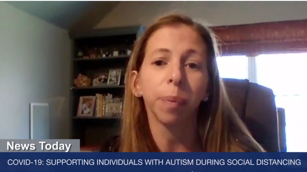 COVID-19: Supporting Individuals With Autism During Social Distancing