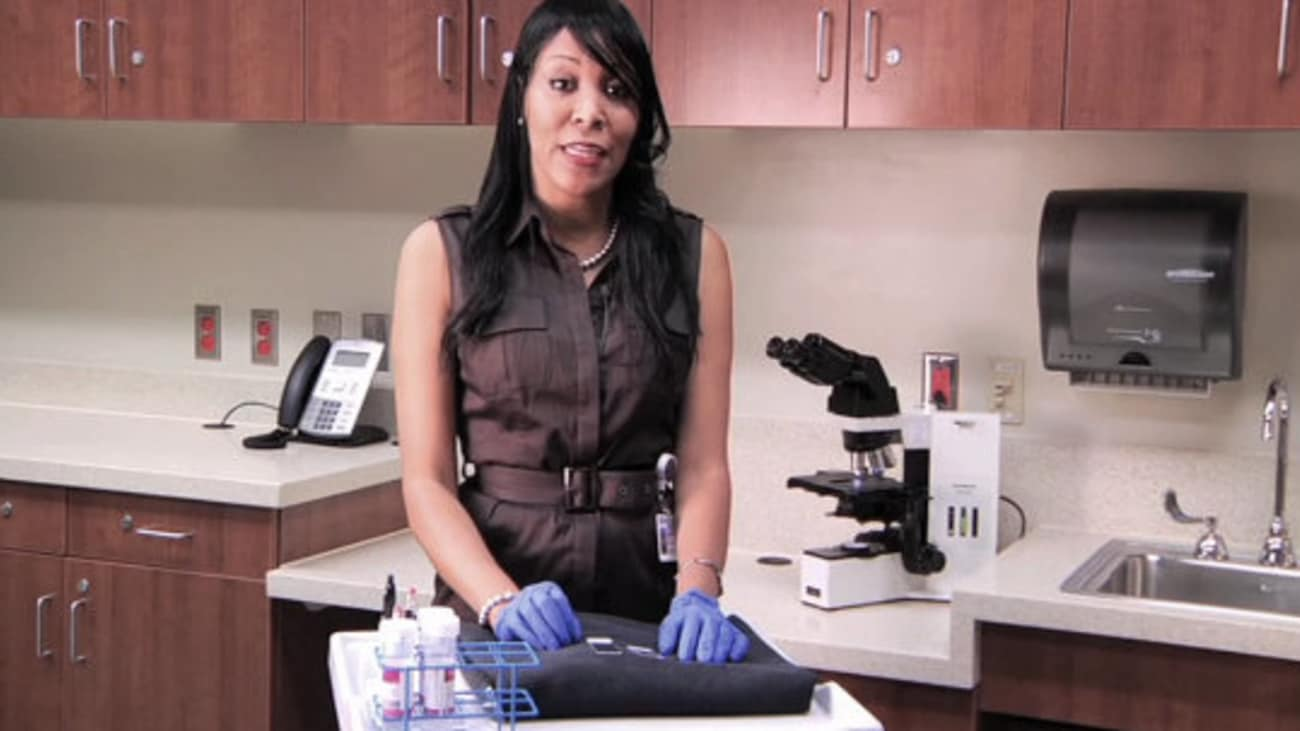 EUS-FNA Specimen Handling and Processing, by Shantel Hebert-Magee, MD