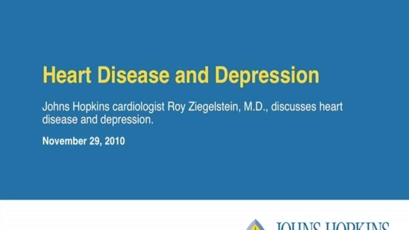 Heart Disease and Depression | Podcast