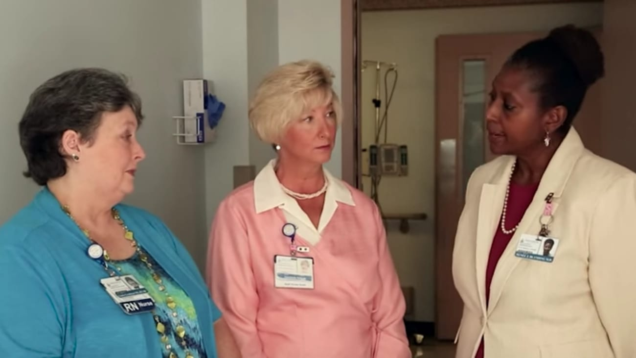 Patient Safety Conversations | Falls Prevention Program at Johns Hopkins Bayview Medical Center