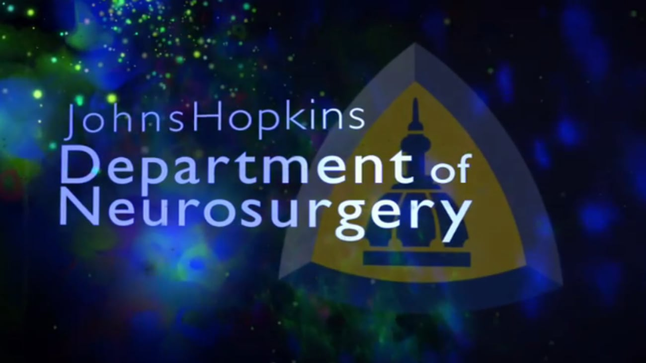 The Spirit of Johns Hopkins Neurosurgery - Johns Hopkins Medicine