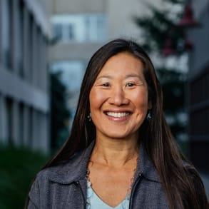 Cindy Chang, MD.