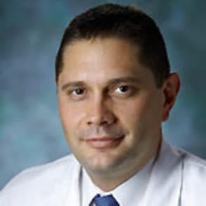 Christopher Wolfgang, MD, PhD.