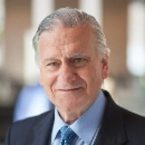 Valentin Fuster, MD, PhD.