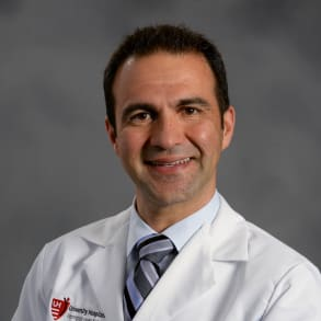 Mehdi Shishehbor, DO, MD, PhD.