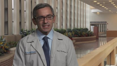 Meet Dr. Brockstein: Medical Director at NorthShore's Kellogg Cancer Center