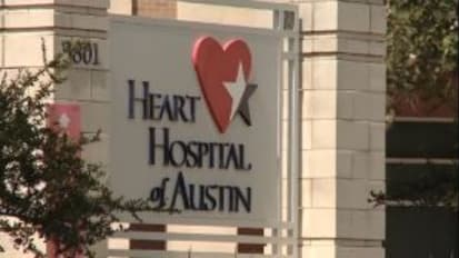 The Heart Valve Clinic At The Heart Hospital Of Austin