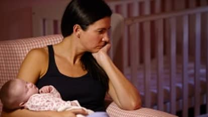 Low Levels of 'Anti-Anxiety' Hormone Linked to Postpartum Depression