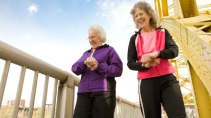 Wearable Activity Trackers a Reliable Tool for Predicting Death Risk in Older Adults