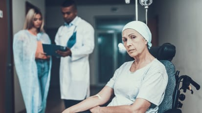 Alleviating Stress in Cancer Treatment has a New Meaning