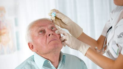 Implant Offers an Alternative to Eye Drops for Glaucoma Patients