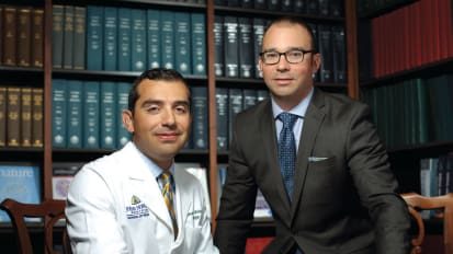 Brady Urologists Shape National Guidelines for Kidney Cancer