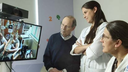 Johns Hopkins Telemedicine – Clinician to Clinician Information