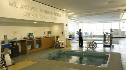 Aquatic Therapy May Improve Outcomes for Patients with Neurologic Paralysis and Invasive Devices