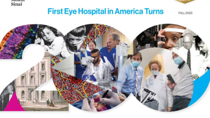 2020 Ophthalmology Anniversary Chair Report