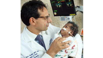 Pediatric Surgeons Treat Patients in Regional Community Hospitals
