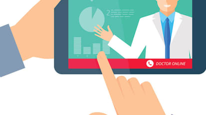 Telemedicine Connects Young Patients with Psychiatric Care