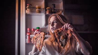 Study Shows How Stress Affects Hunger Urges at Later Hours