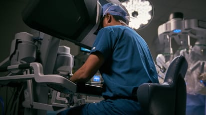Dr. Raj Pruthi on Single-Port Robotic Radical Cystectomy and Prostatectomy
