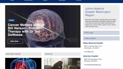 Introducing a New Website, Just for Physicians