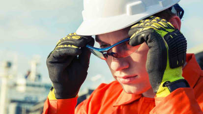 Study Highlights the Need for Workplace Eye Safety Awareness