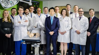 Johns Hopkins Performs The World's First-Ever Penis and Scrotum Transplant