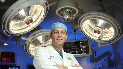 Johns Hopkins Appoints New Director of Pediatric Cardiac Surgery