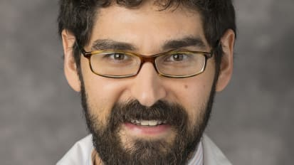 In the spotlight: New UH Urologist Adam Klein, MD