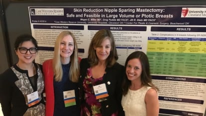 UH Breast Surgeons Present at National Meetings