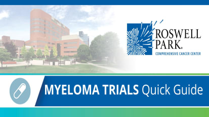 Myeloma Trials Quick Guide