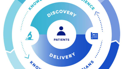 Precision Medicine Symposium Highlights a New Path for Data-Driven Research
