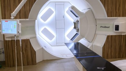 Choosing Proton Therapy at Johns Hopkins
