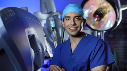 Making Robotic Prostatectomy Even More Minimally Invasive