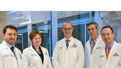 Thoracic Oncology Services, Including Surgery, Available Throughout Mid-Atlantic