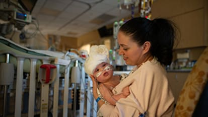 Rare set of conjoined twins successfully separated in 24-hour surgery at UC Davis Children's Hospital