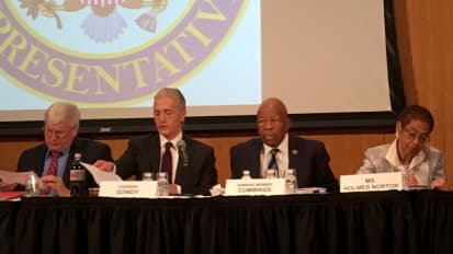 Congressional Opioid Hearing Takes Place at The Johns Hopkins Hospital