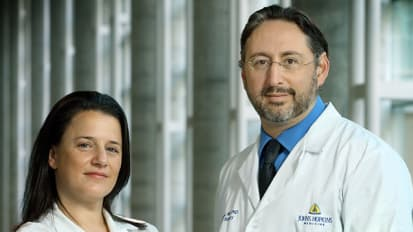 Kidney Transplant Team Researching How to Reduce National Waitlist